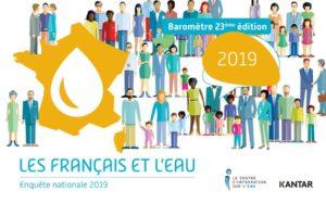 Baromètre Les Français et l'eau, enquête nationale 2019